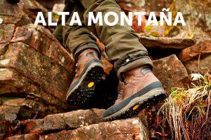 Botas de Caza para Caza de Alta Montaña