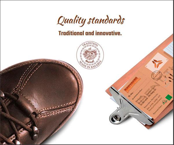 43fdb49466b ... para producir una bota Meindl Identity®. La artesanía tiene un lugar  privilegiado
